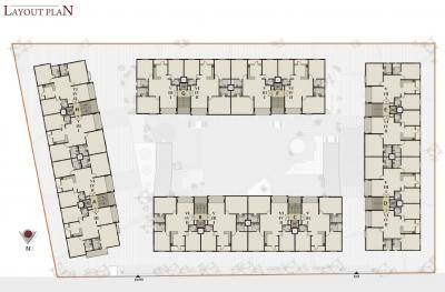 Project Image of 0 - 1775.0 Sq.ft 3.5 BHK Apartment for buy in Shagun Classic
