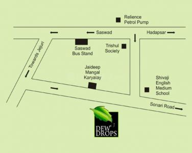 Project Image of 1130 - 1825 Sq.ft 2 BHK Apartment for buy in Kolte Patil Dew Drops