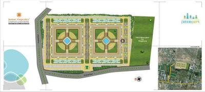 Project Image of 437.0 - 525.0 Sq.ft 2 BHK Apartment for buy in Kumar Pebble Park D1