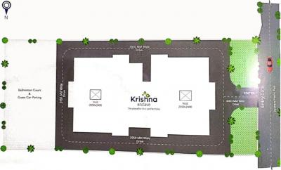 Project Image of 0 - 917.81 Sq.ft 3 BHK Apartment for buy in Tenements Krishna Enclave