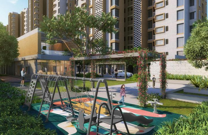 Project Image of 379.0 - 610.0 Sq.ft 1 BHK Apartment for buy in Yashada Splendid Park