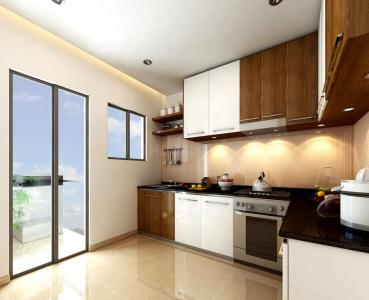 Project Image of 374.0 - 838.0 Sq.ft 1 BHK Apartment for buy in Goel Ganga New Town