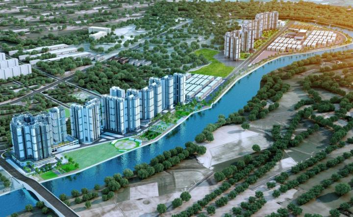 Project Image of 0 - 145.53 Sq.ft 1 BHK Apartment for buy in Sheltrex Smart Phone City Project 1 Phase VI