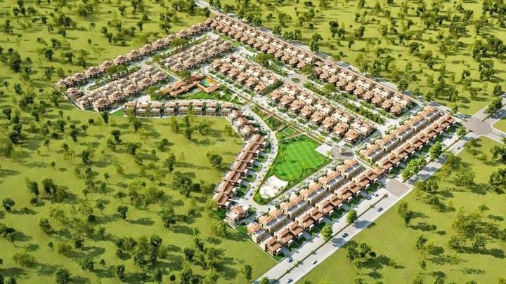 Project Image of 1710 - 6552 Sq.ft 3 BHK Villa for buy in Shrinivas Supercity
