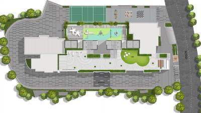 कल्पतरु ब्लीस अपार्टमेंट्स में खरीदने के लिए 726.0 - 966.0 Sq.ft 2 BHK अपार्टमेंट प्रोजेक्ट  की तस्वीर