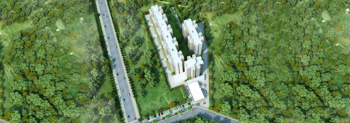 Project Image of 518.0 - 632.0 Sq.ft 2 BHK Apartment for buy in Suncity Avenue 102