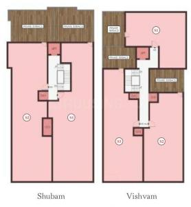 Project Image of 909.0 - 1689.0 Sq.ft 2 BHK Apartment for buy in DAC Shubam And Vishvam