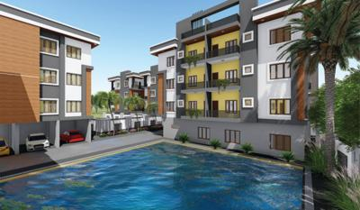 Project Image of 252.0 - 1130.0 Sq.ft 1 BHK Apartment for buy in SK Royal View