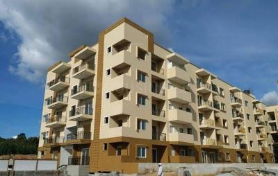 Gallery Cover Image of 1037 Sq.ft 2 BHK Apartment for rent in MJ Lifestyle Astro, Gulimangala for 13000
