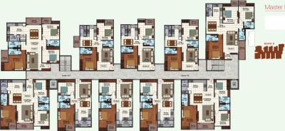 Project Image of 1070 - 2080 Sq.ft 2 BHK Apartment for buy in  Amrutha