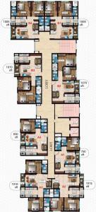 Project Image of 750 - 1070 Sq.ft 1 BHK Apartment for buy in Sai Radha Prakriti