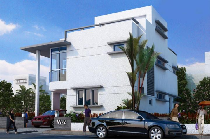Project Image of 2217.0 - 3266.0 Sq.ft 3 BHK Villa for buy in Gruhashilpi Nest
