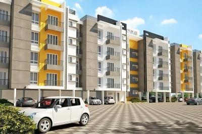 Gallery Cover Image of 1283 Sq.ft 3 BHK Apartment for rent in Perumbakkam for 21811