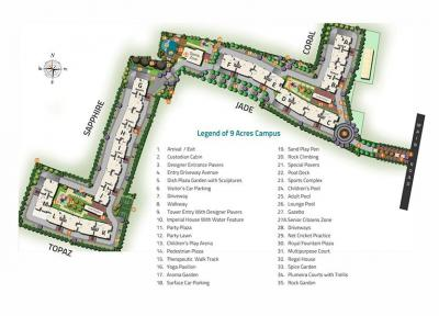 Project Image of 590 - 1230 Sq.ft 1 BHK Apartment for buy in Sipani Royal Heritage