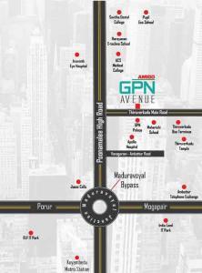 जीपीएन एवेन्यू में रेसिडेंशियल लैंड्स फॉर सेल