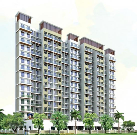 Project Image of 685.0 - 1090.0 Sq.ft 1 BHK Apartment for buy in GHP Sonnet