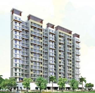 Gallery Cover Image of 1160 Sq.ft 2 BHK Apartment for rent in Kharghar for 20000