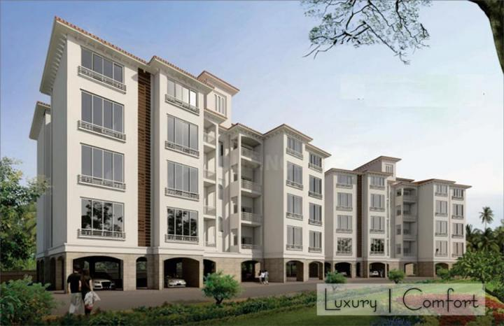 Project Image of 450 - 900 Sq.ft 1 BHK Apartment for buy in Vardah Vardah Enclave Flats