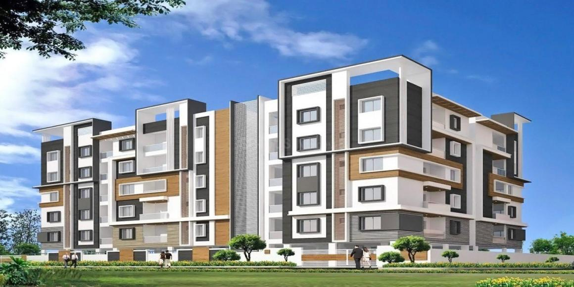 Project Image of 1660.0 - 2470.0 Sq.ft 3 BHK Apartment for buy in Sahiti Sri Vidhya Ambrosia