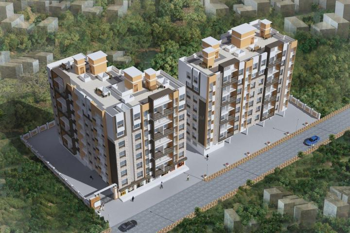 Project Image of 332.61 - 437.02 Sq.ft 1 BHK Apartment for buy in Shrikrishna Silver Creast B Wing