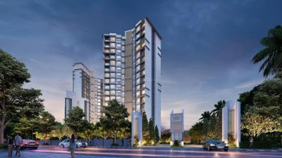Project Image of 947.76 - 1405.77 Sq.ft 3 BHK Apartment for buy in Purva Clermont Wing A