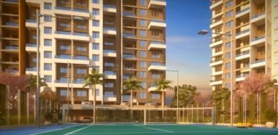 Project Image of 567.0 - 786.0 Sq.ft 2 BHK Apartment for buy in Kolte Patil Western Avenue