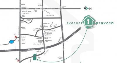 Svasaar Pravesh 1 Phase 2 Apartment