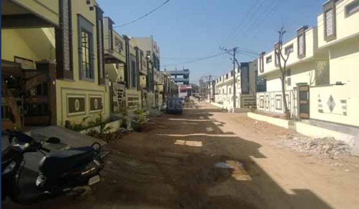 Project Image of 1000.0 - 1240.0 Sq.ft 2 BHK Villa for buy in KSR Satya Enclave