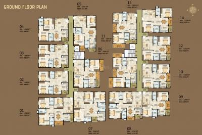 Project Image of 1160.0 - 1756.0 Sq.ft 2 BHK Apartment for buy in Nava Subha Samruddhi