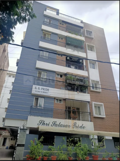Project Image of 0 - 1941.0 Sq.ft 3 BHK Apartment for buy in Shri Salasar Pride