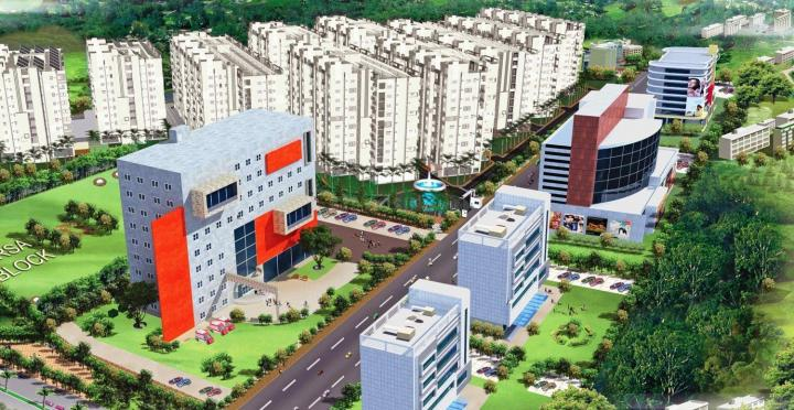 Project Image of 1956.0 - 3152.0 Sq.ft 3 BHK Apartment for buy in Divya Sree Shakti