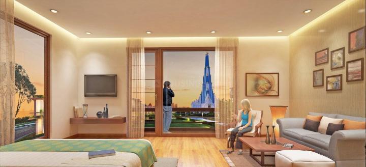 Project Image of 568 - 1800 Sq.ft 1 RK Studio Apartment for buy in Krishnabhumi