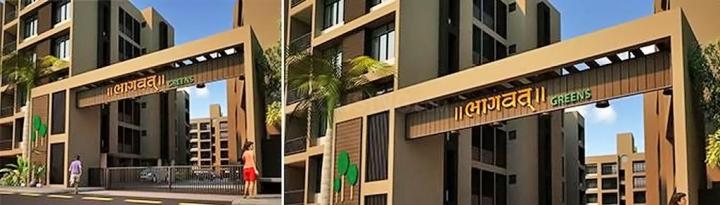 Project Image of 639.0 - 1602.0 Sq.ft 1 BHK Apartment for buy in Greenscape Bhagwat Greens