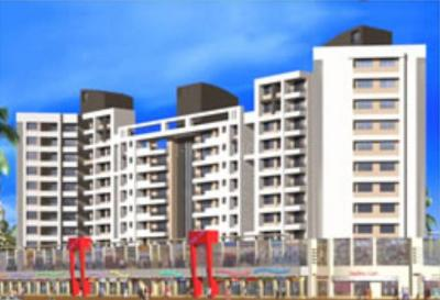 Project Image of 960.0 - 1350.0 Sq.ft 2 BHK Apartment for buy in Chandak Breezy Corner