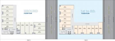 Project Image of 1152.0 - 2493.0 Sq.ft 2 BHK Apartment for buy in Shreeji Heights
