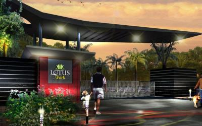 Project Image of 510 - 1772 Sq.ft 1 BHK Row House for buy in Shree Ganesh Lotus park