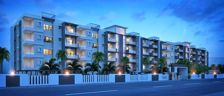 Project Image of 770.0 - 1630.0 Sq.ft 1 BHK Apartment for buy in Samhita Maruti Homes