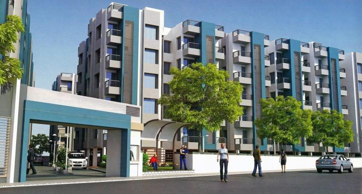 Project Image of 891 - 909 Sq.ft 1 BHK Apartment for buy in Sarthi Radhey Residency