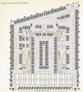Gallery Cover Image of 1130 Sq.ft 2 BHK Apartment for rent in Gami Amar Harmony, Taloje for 12000