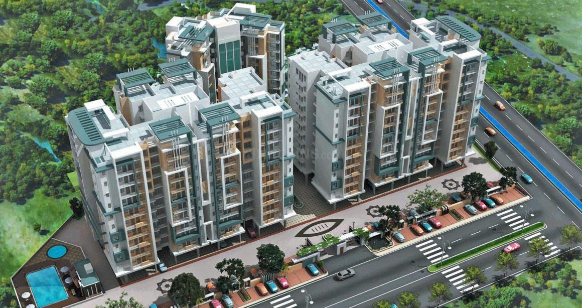 Project Image of 1065.0 - 1710.0 Sq.ft 2 BHK Apartment for buy in Shubham Landmark Crown