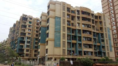 Gallery Cover Image of 600 Sq.ft 1 BHK Apartment for rent in Happy Sarvodaya Trilok, Thakurli for 10000