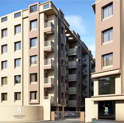 Project Image of 0 - 1116.0 Sq.ft 2 BHK Apartment for buy in Abhilasha Residency