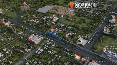Project Image of 600.0 - 2100.0 Sq.ft Residential Plot Plot for buy in Ramky Spotlight