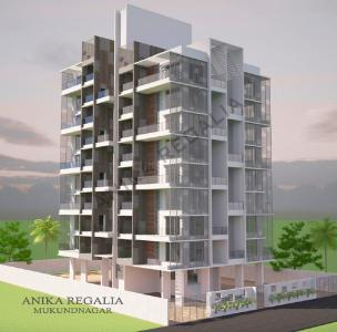 Project Image of 1221 - 1305 Sq.ft 3 BHK Apartment for buy in Arun Sheth Anika Regalia