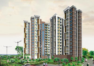 Gallery Cover Image of 1817 Sq.ft 4 BHK Apartment for rent in Oswal Orchard County, Belghoria for 22000