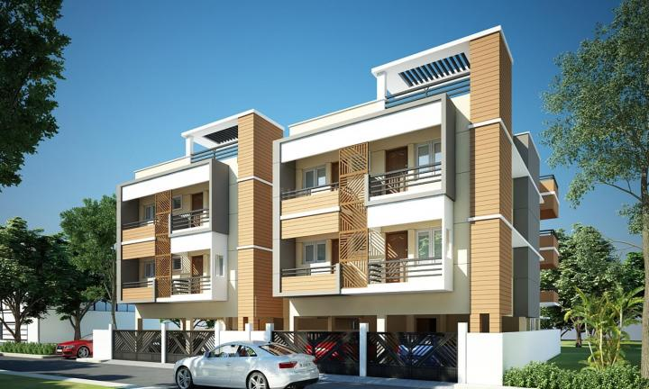 Project Image of 532.0 - 832.0 Sq.ft 1 BHK Apartment for buy in Avigna AHPL Eminence Apartment