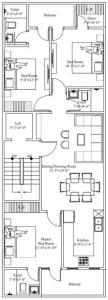 Gallery Cover Image of 350 Sq.ft 1 BHK Independent House for rent in Sector 24 Rohini for 7000