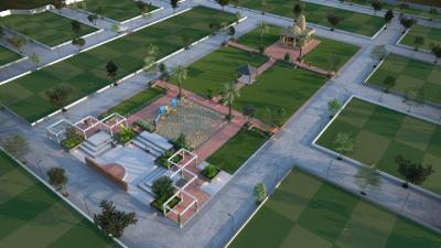 Project Image of 484.38 - 1665.93 Sq.ft Residential Plot Plot for buy in Vicon Aashna Swastik Park Avenue