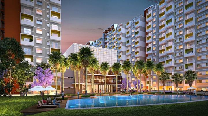 Project Image of 1235.0 - 1784.0 Sq.ft 2 BHK Apartment for buy in Salarpuria Sattva Exotic