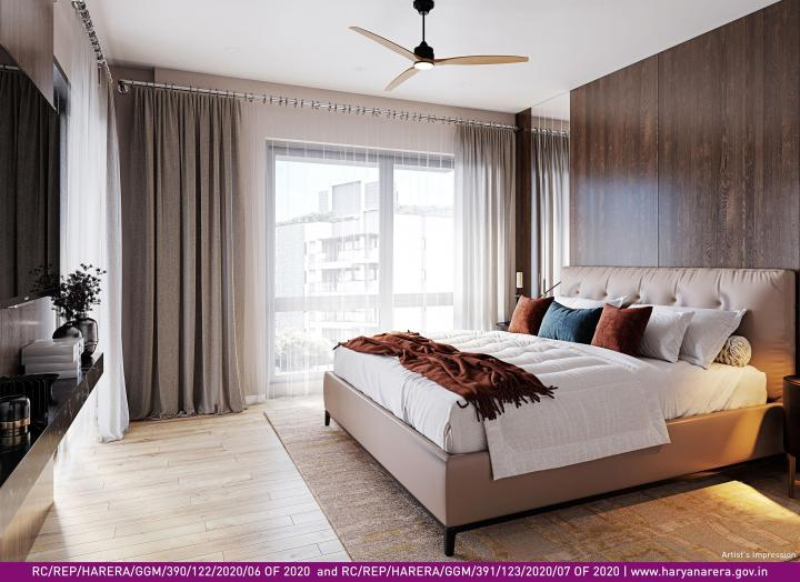 Project Image of 894.0 - 1991.0 Sq.ft 2 BHK Apartment for buy in Birla Navya Gurugram